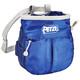 Petzl Sakapoche - Bolsas para Tiza & Boulder - azul